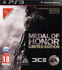 Medal of Honor (2010/EUR/RUS/RIP) PS3