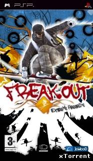 FreakOut: Extreme Freeride /ENG/ [CSO]