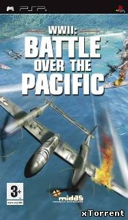 WWII: Battle Over the Pacific /RUS/ [ISO]