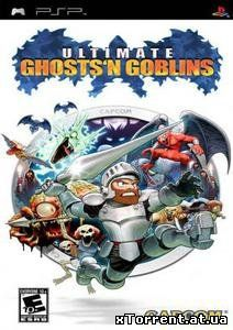 Ultimate Ghosts 'n Goblins /ENG/ [ISO] PSP