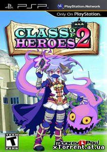 Class of Heroes 2 /ENG/ [ISO] (2013) PSP