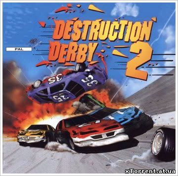 [PSONE] DESTRUCTION DERBY 2
